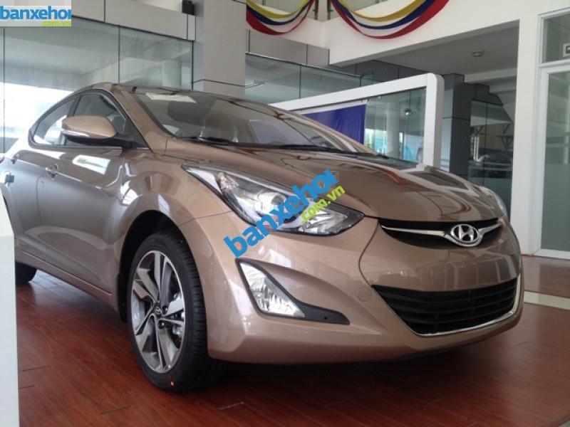 Xe Hyundai Elantra 1.6MT 2015 giá 625 triệu-0