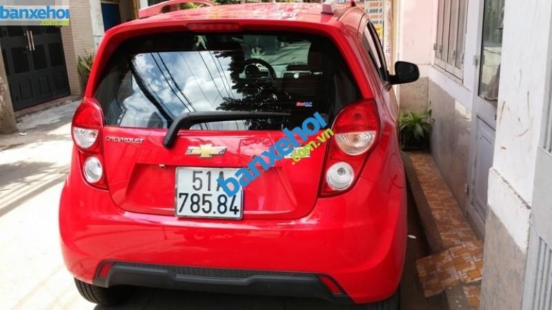 Xe Chevrolet Spark  2014-1
