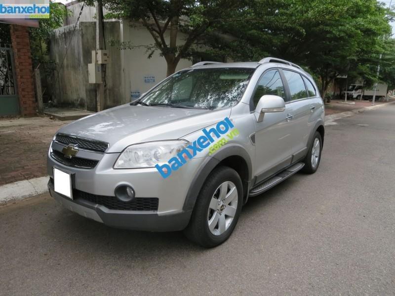 Xe Chevrolet Captiva  2007-1