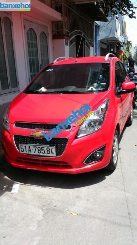 Xe Chevrolet Spark  2014-2