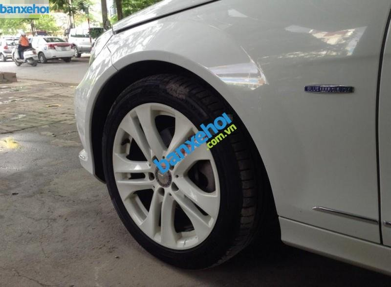 Xe Mercedes-Benz C class C200 2012-8