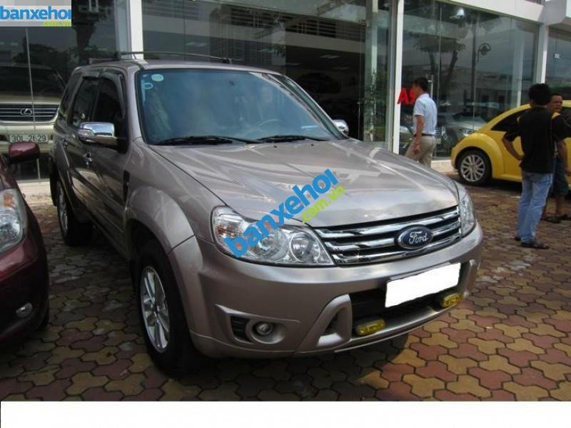 Xe Ford Escape XLS 2011-0