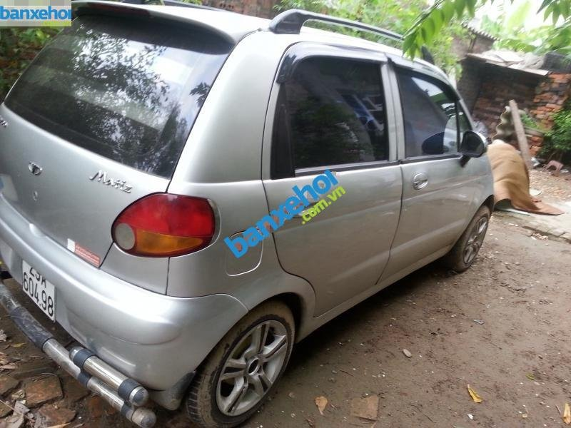 Xe Daewoo Matiz  2001-2