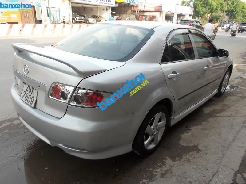 Xe Mazda 6 2.0 AT 2005-3