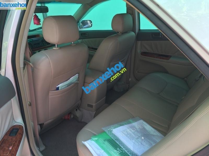 Xe Toyota Camry 2.4G 2003-3