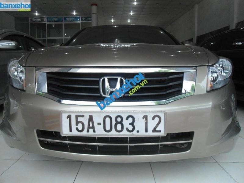 Xe Honda Accord  2010-0