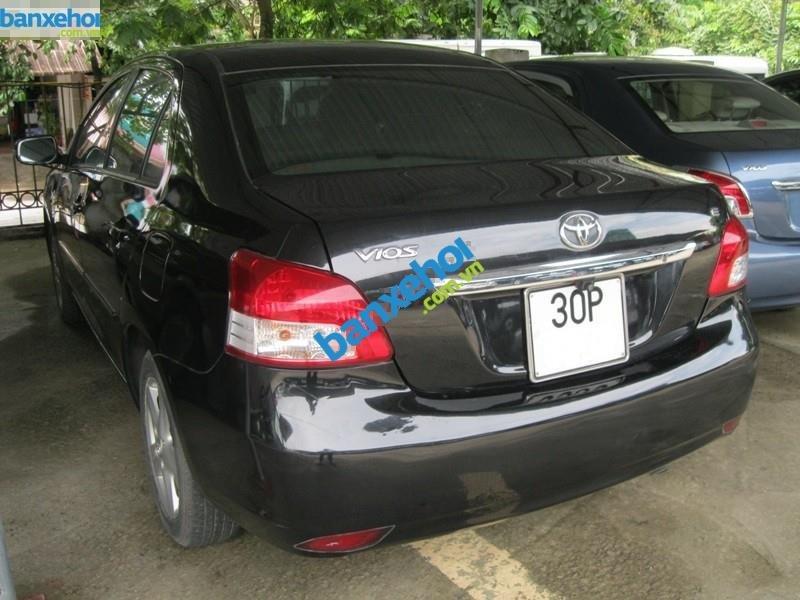 Xe Toyota Vios E 2009-7