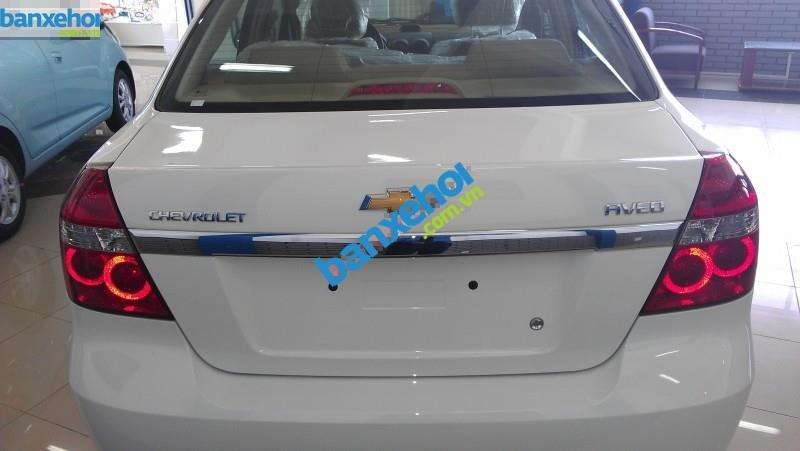 Xe Chevrolet Aveo LT 2014-4