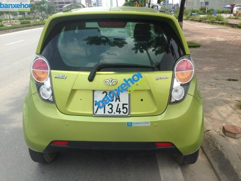 Xe Daewoo Matiz Groove 2009-4