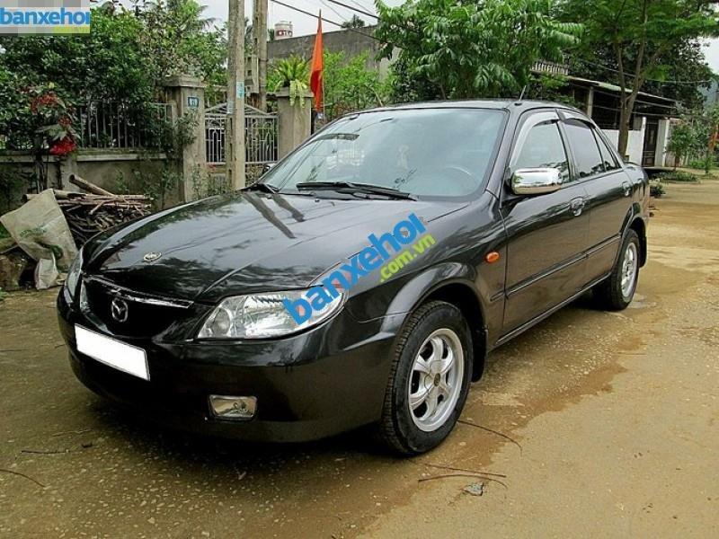 Xe Mazda 323 GLX Classic 2003-7