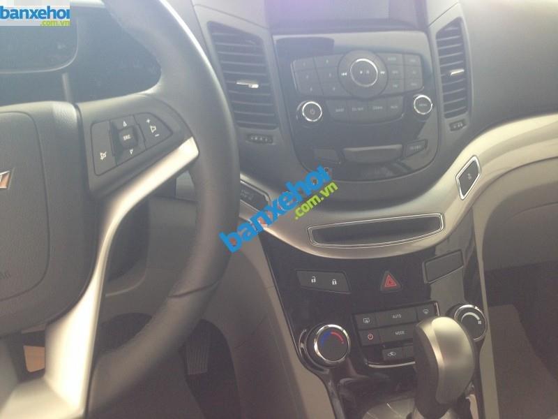 Xe Chevrolet Orlando 1.8 LTZ 2014-7