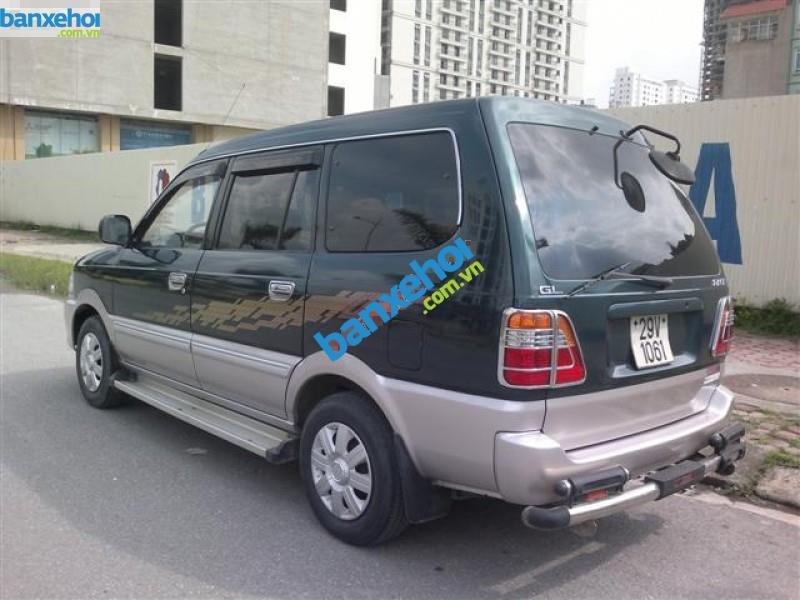 Xe Toyota Zace GL 2004-3