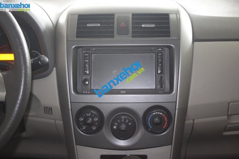 Xe Toyota Corolla XLi 2007-8
