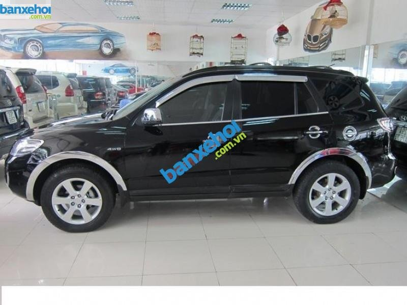 Xe Hyundai Santa Fe 2.2 CRDi 4WD 2008-8