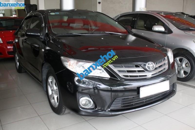 Xe Toyota Corolla XLi 1.6AT 2010-0