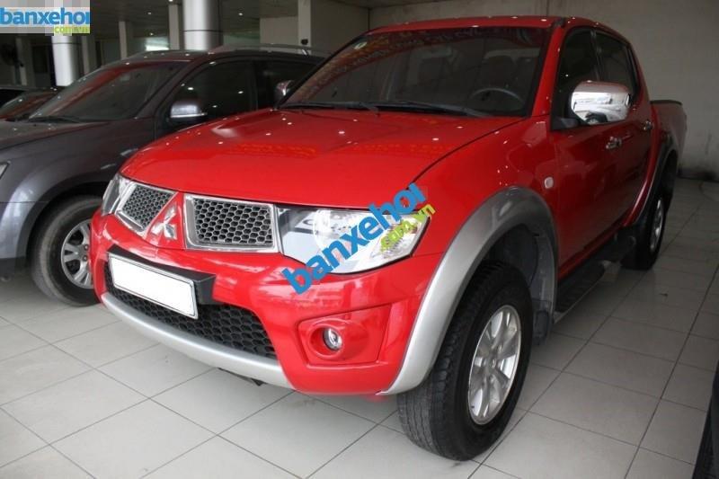 Xe Mitsubishi Triton  2011-1