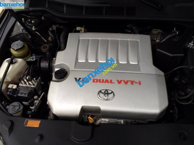 Xe Toyota Camry 3.5Q 2007-8