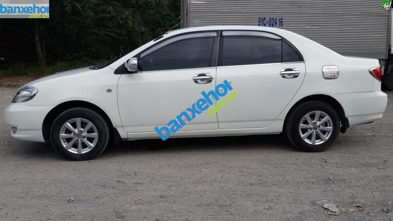 Xe Toyota Corolla altis 1.3 2003-3