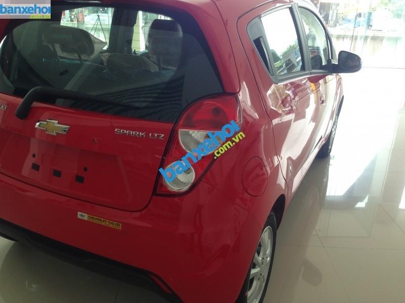 Xe Chevrolet Spark 1.0 LTZ ( Zest) 2014-3