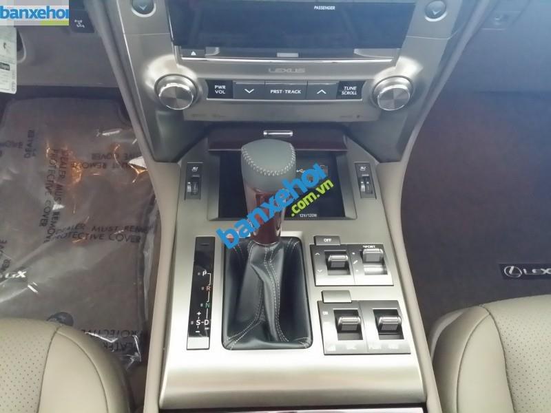 Xe Lexus GX 460 2014-9