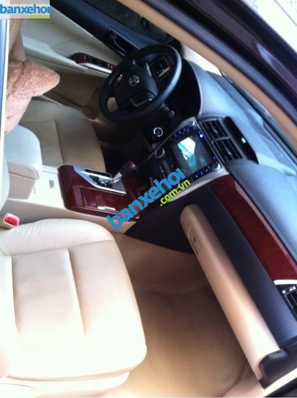 Xe Toyota Camry 2.0E 2013-2