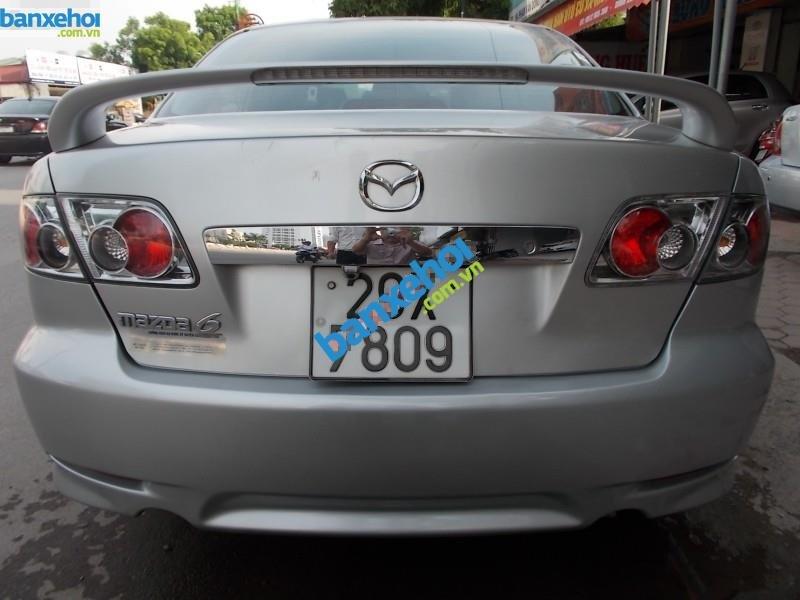 Xe Mazda 6 2.0 AT 2005-5