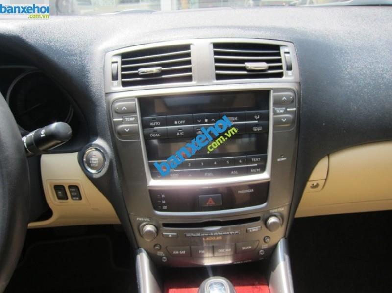 Xe Lexus IS 250 2009-5