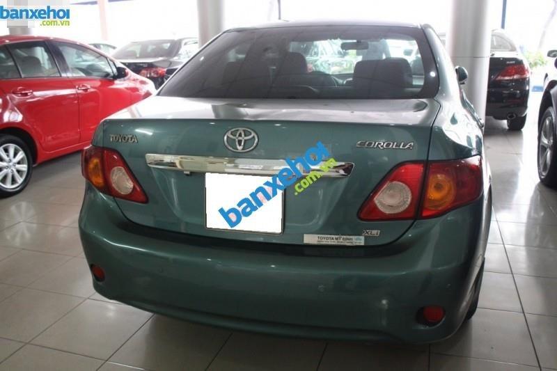 Xe Toyota Corolla XLi 2007-4
