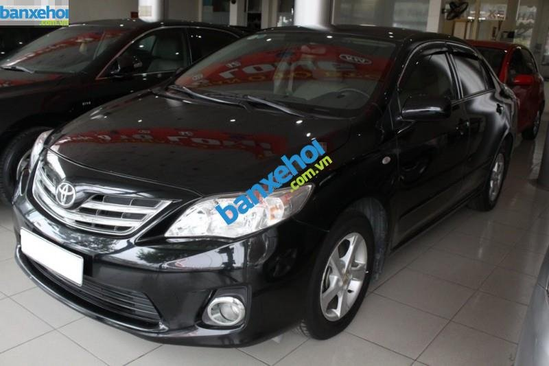 Xe Toyota Corolla XLi 1.6AT 2010-1
