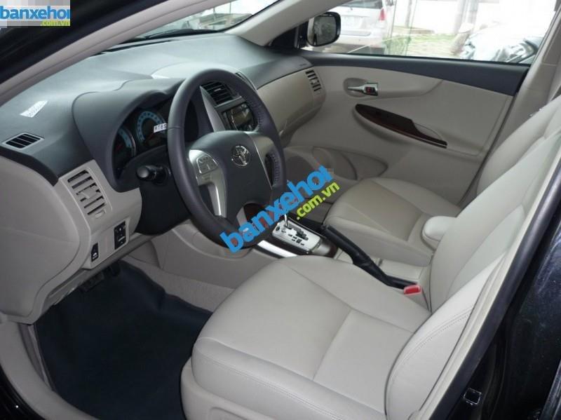 Xe Toyota Corolla altis 1.8G 2014-4