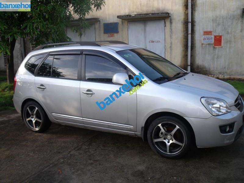 Xe Kia Carens EX MT 2010-1
