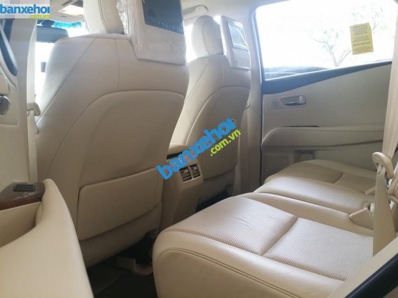Xe Lexus RX 350 2013-9