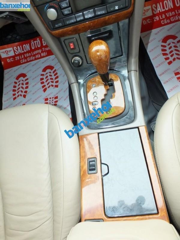 Cần bán xe Nissan Cefiro năm 2004, màu đen, 395 triệu-7