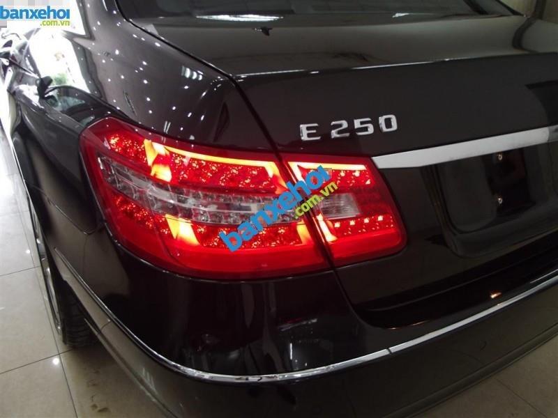 Xe Mercedes-Benz E class E250 2011-6