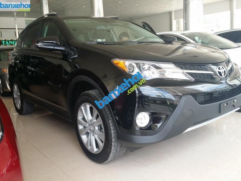 Xe Toyota RAV4 2.5 Limited 2014-1