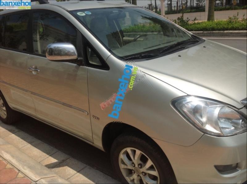 Xe Toyota Innova G 2007-8