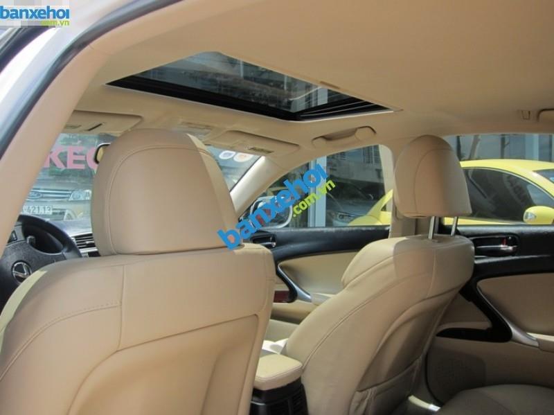 Xe Lexus IS 250 2009-6