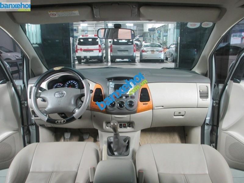 Xe Toyota Innova G 2.0 MT 2010-6