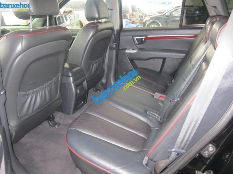 Xe Hyundai Santa Fe 2.2 CRDi 4WD 2008-7