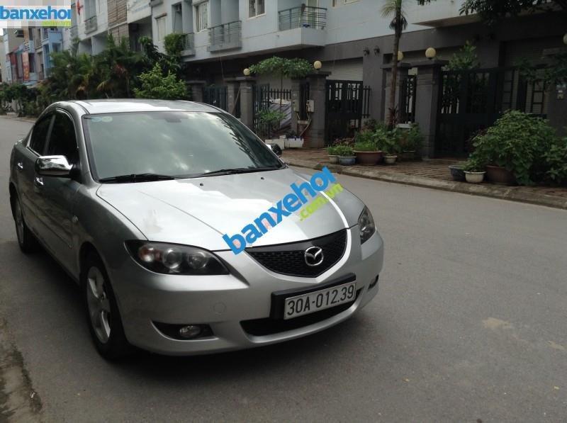 Xe Mazda 3 1.6AT 2004-2