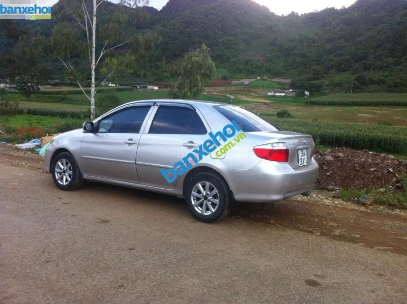 Xe Toyota Vios  2004-2
