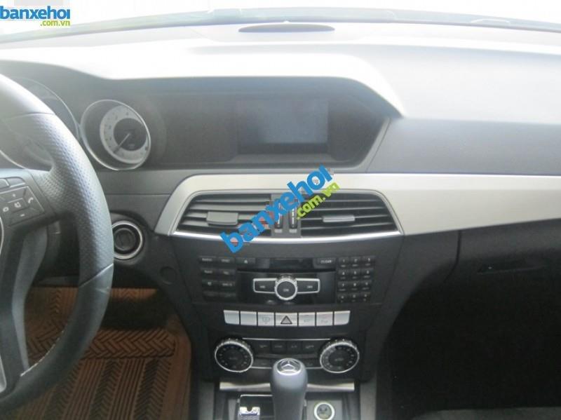 Xe Mercedes-Benz C class C200 2014-5