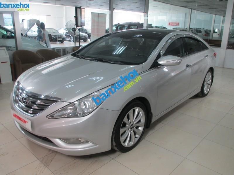Xe Hyundai Sonata 2.0 AT 2010-0