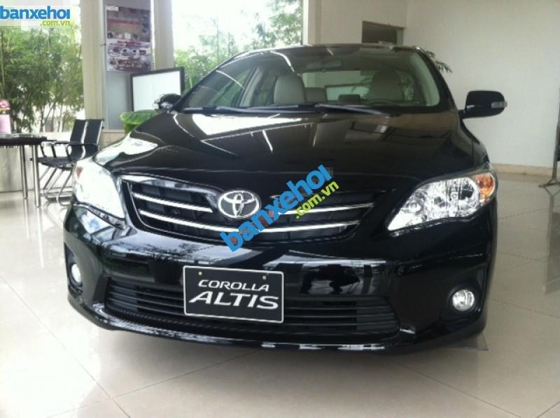Xe Toyota Corolla altis 1.8G 2014-0