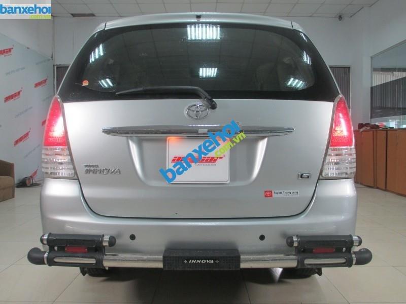Xe Toyota Innova G 2.0 MT 2010-4