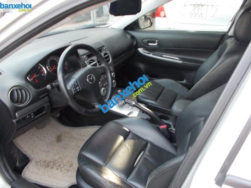 Xe Mazda 6 2.0 AT 2005-8