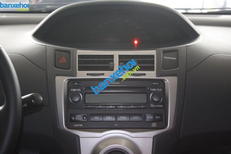Xe Toyota Yaris  2009-9