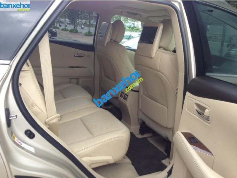 Xe Lexus RX 350 AWD 2014-8