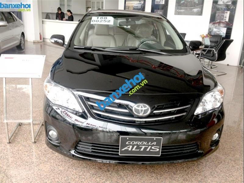 Xe Toyota Corolla altis 1.8G 2014-1