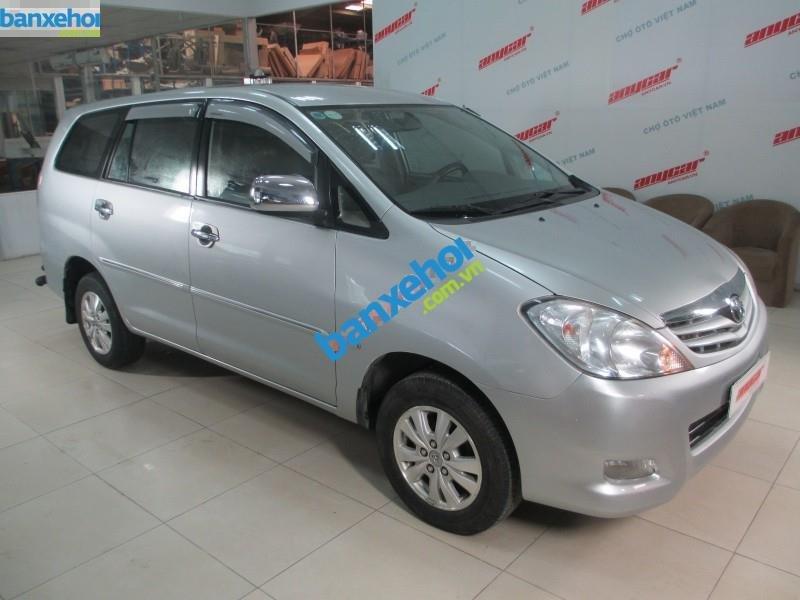 Xe Toyota Innova G 2.0 MT 2010-1